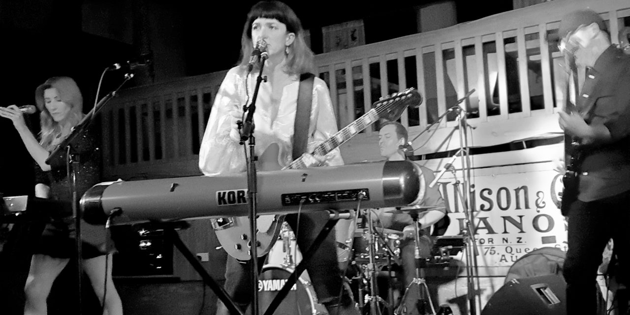 "Julia Deans Gig Review ""No bullshit and a handful of boody good tunes."""