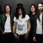 SLASH ft. MYLES KENNEDY & THE CONSPIRATORS – LIVING TO TOUR NEW ZEALAND 2019