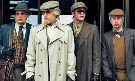 "American Animals Film Review ""Clever Panache Of Style"""