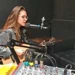 Video Podcast: Watch Swiss Singer Veronica Fusaro Play Latest Song Venom Live