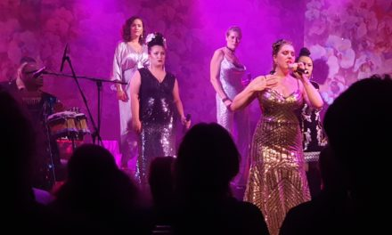 """Here Lies Love Theatre Review """"Tonnes of Disco Glam"""""""