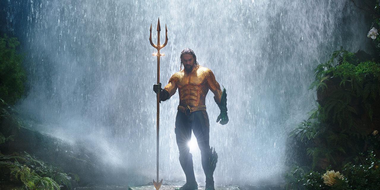 "Aquaman Film Review ""Guaranteed Hit"""