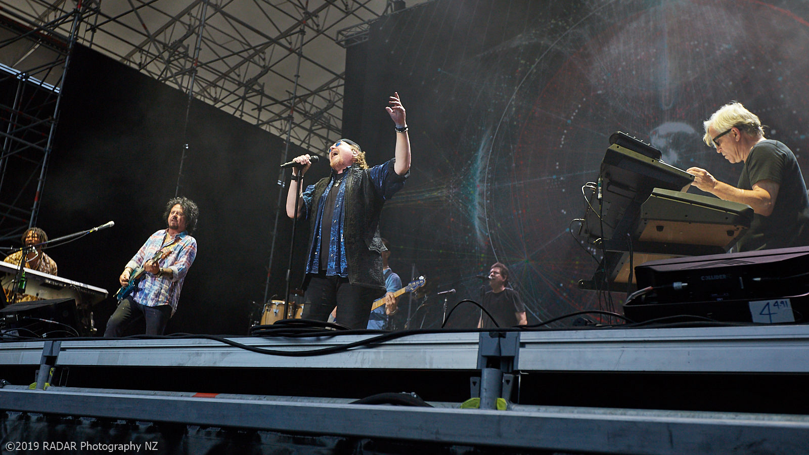 "Dragon, Jefferson Starship, Toto Gig Review ""Intense and"