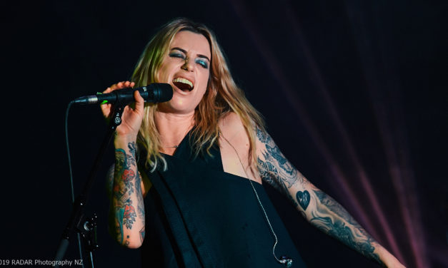 "Gin Wigmore Gig Review ""Treating the capital after a long break away"""