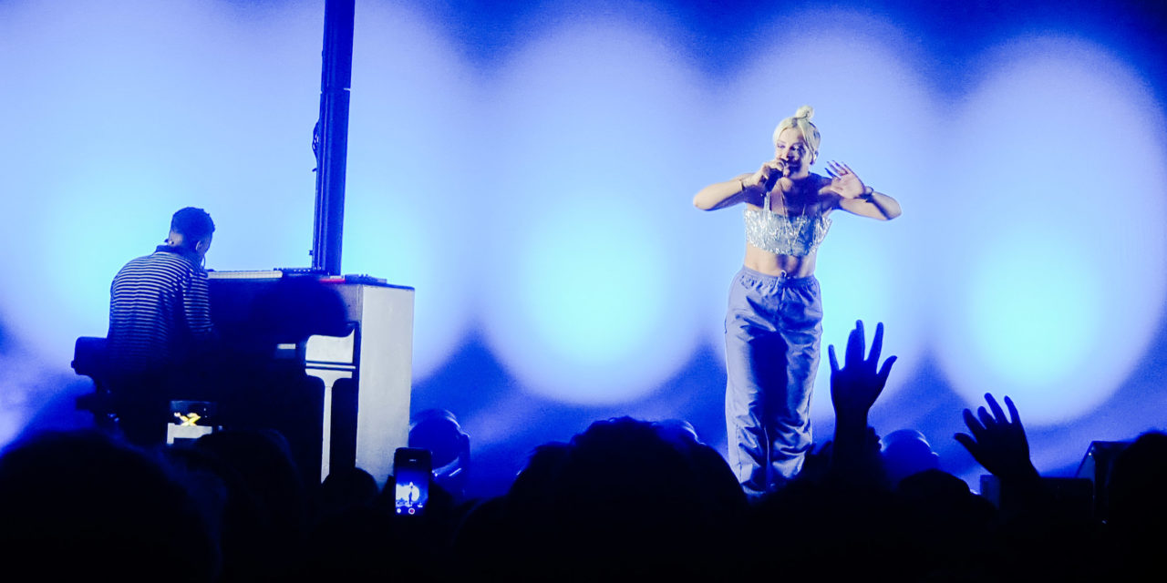 "Lily Allen Gig Review ""Making us feel a bit more human"""