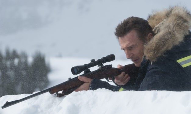 "Cold Pursuit Film Review ""Action Mortal Engines in the snow with that famous Irish accent"""