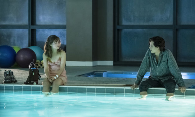 """Five Feet Apart Film Review """"Felt very up in the air"""""""