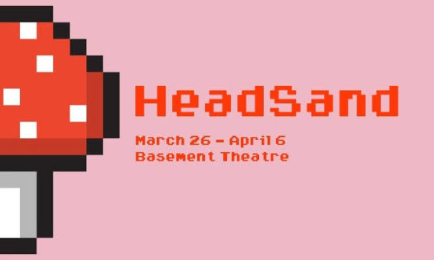 """HeadSand Theatre Review """"ferocious tour de force"""""""