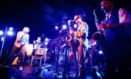 """The California Honeydrops Gig Review """"Blues by the bucketful"""""""