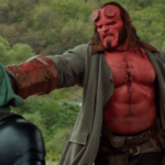 """HellBoy Film Review """"A Bit Clunky"""""""