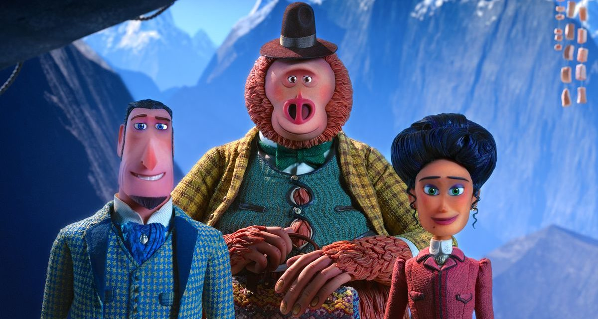 """Missing Link Film Review """"Hook it up for the hols"""""""