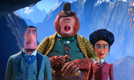 "Missing Link Film Review ""Hook it up for the hols"""