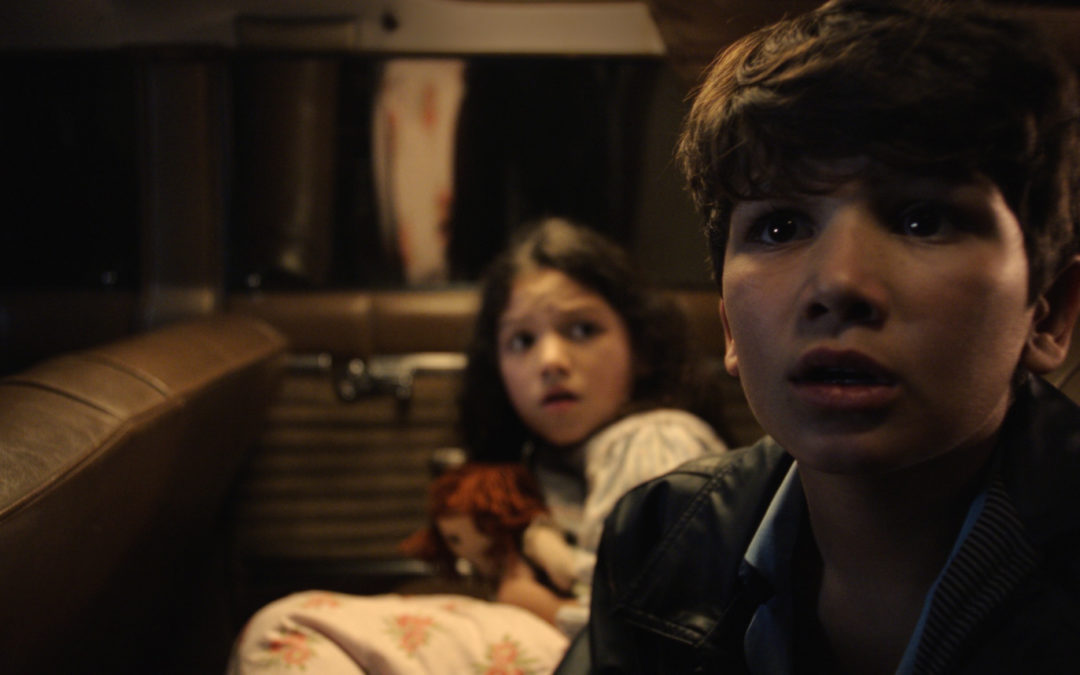 """The Curse Of the Weeping Woman Film Review """"Plenty of ticks"""""""