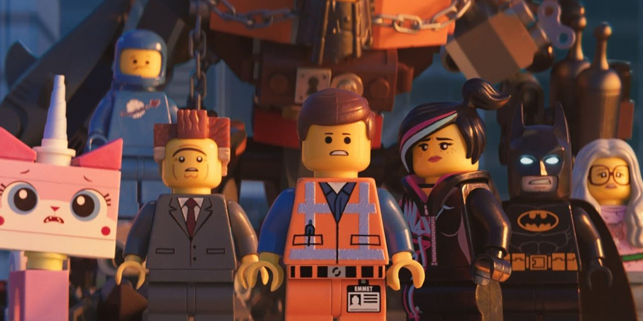 "Lego Movie 2 Film Review""Innocence & creativity of childhood"""