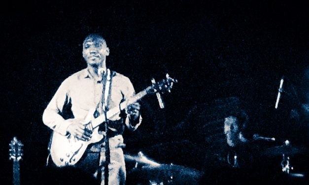 Cedric Burnside Gig Review