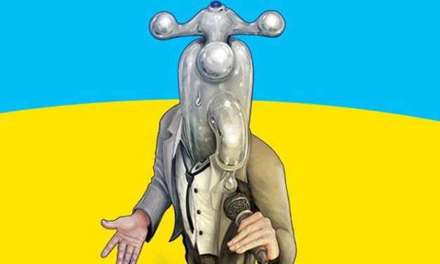 BARNIE DUNCAN – TAP HEAD. NZ International Comedy Festival.