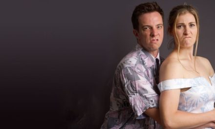 Brynley Stent & Eli Matthewson Exes. NZ International Comedy Festival Review