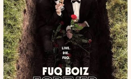 FUQ BOIZ FOREVER HAMISH PARKINSON & RYAN RICHARDS. NZ International Comedy Festival
