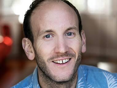 Tony Lyall Quiche. NZ International Comedy Festival