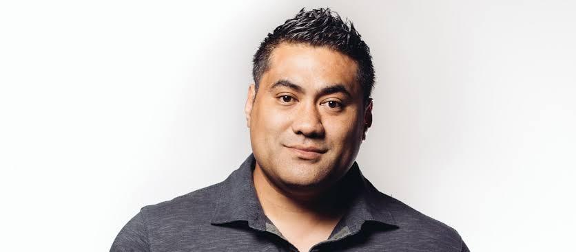 Li'i Alaimoana SeriousLi'i. NZ International Comedy Festival