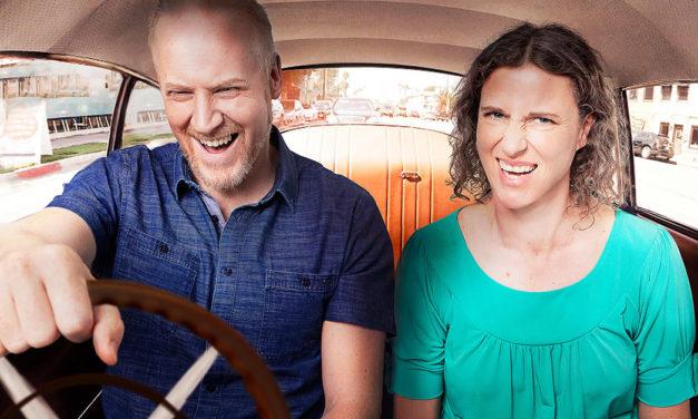 Covert Theatre – Traffic Jam. NZ International Comedy Festival