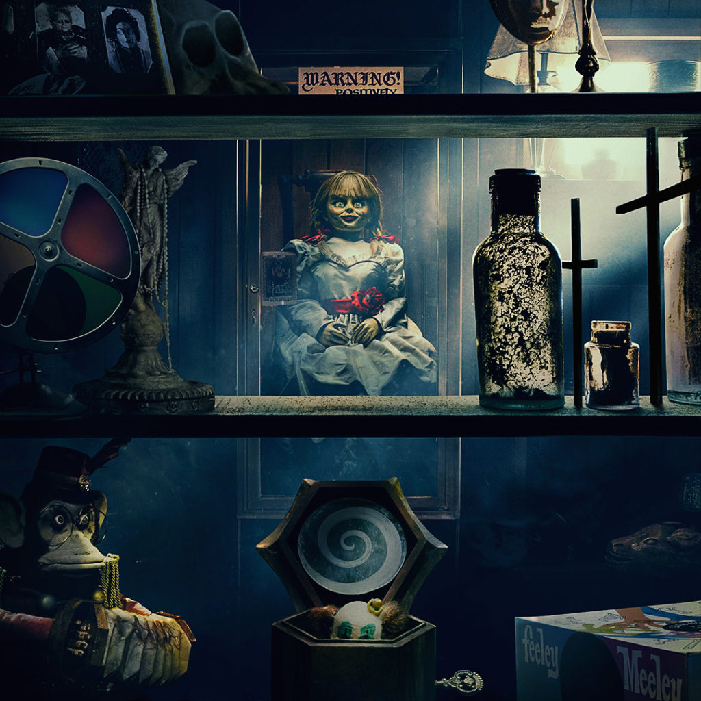 Annabelle Comes Home Film Review | NZEP! NZ Entertainment