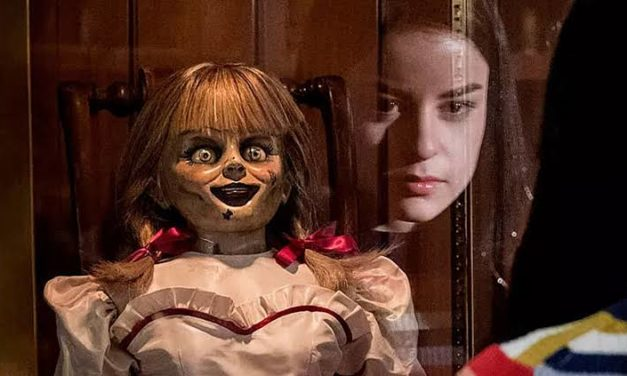 ANNABELLE COMES HOME: Latest Scare Film From Possessed Doll
