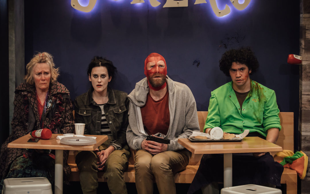 Mr Red Light Theatre Review