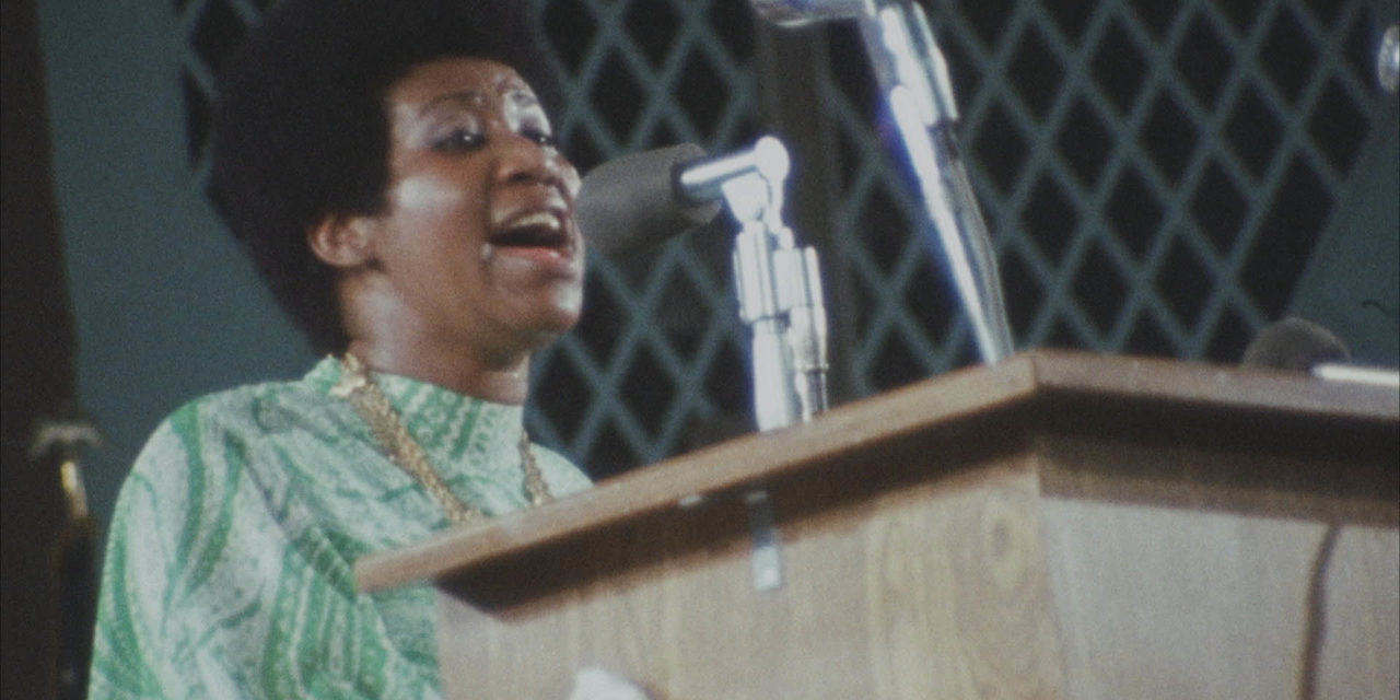 Aretha Franklin Amazing Grace Film Review