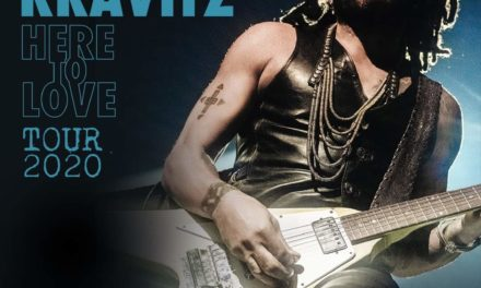 KRAVITZ ANNOUNCES HIS HERE TO LOVE WORLD TOUR FIRST TIME NEW ZEALAND 2020