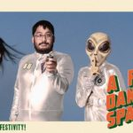 A FRICKEN DANGEROUS SPACE-MAS – Theatre Review