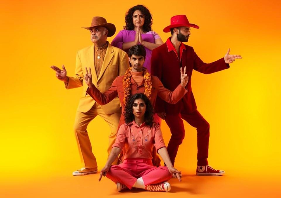 My Heart Goes Thadak Thadak Theatre Review