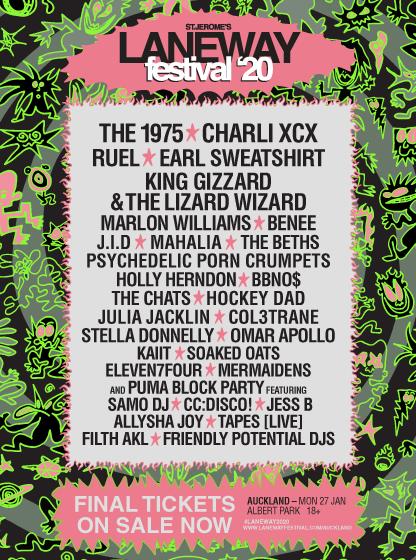 Laneway Festival 2020 Review