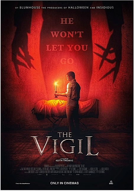 The Vigil Film Review | NZEP! NZ Entertainment Podcast - Show