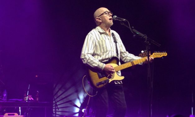 Dave Dobbyn Gig Review